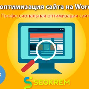 SEO-оптимизация сайта на WordPress